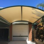 Mehler FR580 Used in Residential Carport Structure