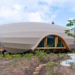Green School using Mehler Lodge DeLuxe FR PVC in NZ