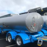Mehler Textile used on Truck Vat Covers NZ