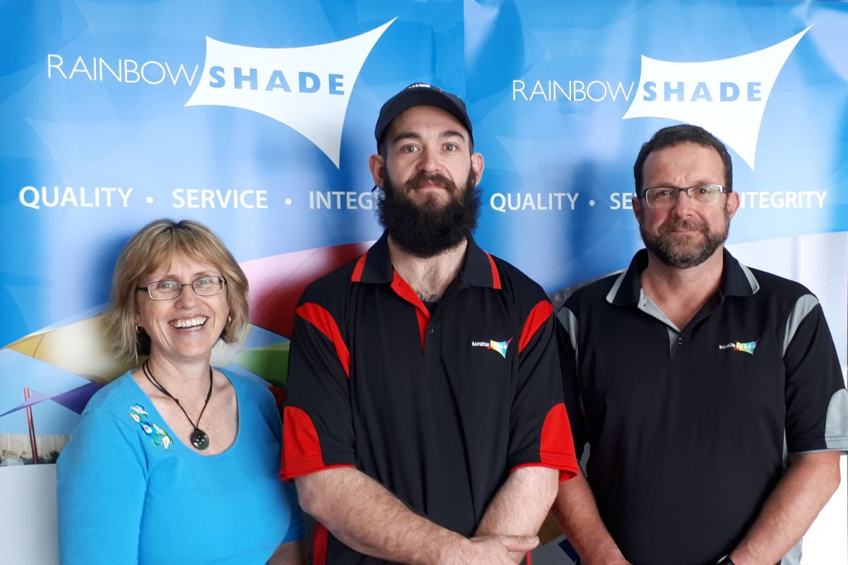 Rainbow Shade NZ Team Photo 2019