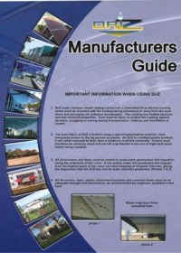 DRiZ Manufacturing Guide