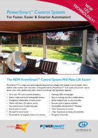 PowerSmart Product Brochure